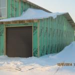 Обшивка каркасного дома планкен из лиственницы 20 140 (10)