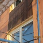 Обшивка каркасного дома планкен из лиственницы 20 140 (4)