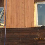 Обшивка каркасного дома планкен из лиственницы 20 140 (7)