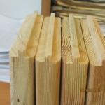 Планкен гладкий для внешней обшивки каркасных домов