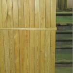 Забор из планкен (7)