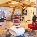 unique-furniture-design-in-creative-loft-apartment-interior-design-by-Frederic-Flanquart